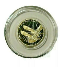 2021 $5.00 Gold Liberty Double Eagle. 24 Pure 1/10 oz. Proof Struck Coin.