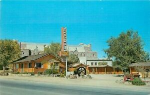 Camera Gurley Highway 89 Ranch Motel roadside Prescott Arizona Postcard 21-2632
