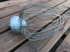 More details for extra large kenwood chef wire wisk ! from a stainless steel machine