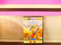 Caillou: Big Kid Caillou  on DVD
