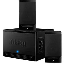 Frisby  2.1 Channel Multimedia Bluetooth Subwoofer Speaker System w/ USB SD BT