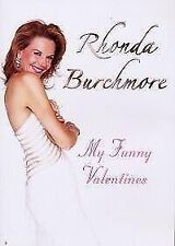 Rhonda Burchmore My Funny Valentines DVD     new unsealed  K4