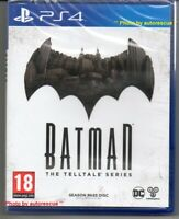 Batman The Telltale Series  'New & Sealed' *PS4(Four)*