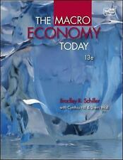 The Macro Economy Today by Sherri Wall, Bradley Schiller & Cynthia Hill, 13th Ed