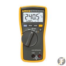 Fluke 113 True Rms Digital Utility Multimeter With Leads