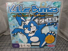 Killer Bunnies and the Quest for Magic Carrot Remix Edition Game by Playroom NEW