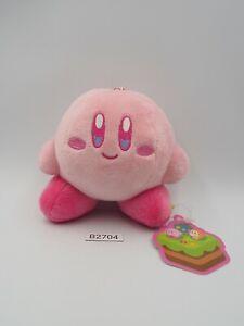 "Kirby Dream Land B2704 Pastel Sk Japan Keychain Mascot 25th Plush 4"" Toy Doll"