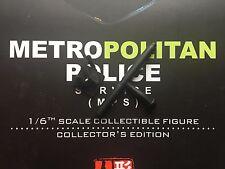 Modeling giocattoli britannici Metropolitan Police testimone LOOSE 1 / 6A scala non estesa