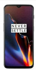 "OnePlus 6T 4G LTE 6.41"" 128GB ROM 8GB RAM A6013 (T-Mobile)  - Mirror Black"
