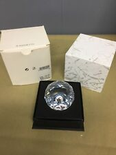 1999 Pinehurst US Open Golf Ball Swarovski Paperweight