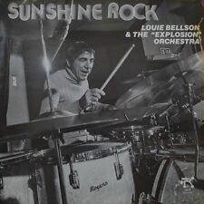 """LOUIE BELLSON & THE """"EXPLOSION"""" ORCHESTRA SUNSHINE ROCK FRENCH LP"""