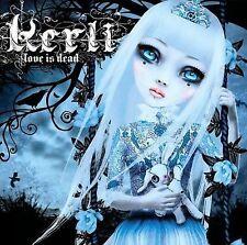 KERLI LOVE IS DEAD CD NEW SEALED