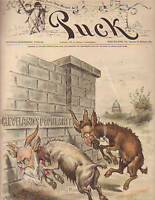 1888 Puck May 16 - Cleveland popularity is too tough