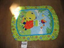 Kids 11 brightstarts USA/CANADA Color Tartaruga Insetto Frog Play/tummytime MAT