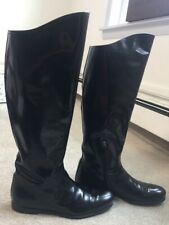 Bottega Veneta Riding Boots Black Size 40 With BOX!