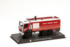 Camion pompiers Delprado 1:72 scale - 2003 CCI RENAULT 11000 - CBO086