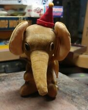 1966 Woolikin Dumbo Toy Disney Made In Japan