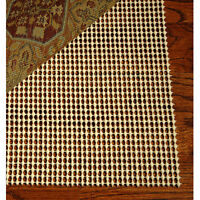 SUPER GRIP NON-SLIP or SKID PROTECTIVE UNDER RUG RUNNER CUSHION PAD for a 3 x 8