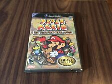 Paper Mario: The Thousand-Year Door (Nintendo GameCube) -- Brand New --