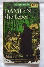 Damien the Leper by John Farrow (pb 1960)