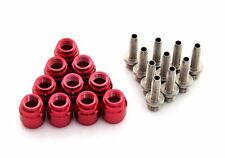 SRAM Stealth-a-majig Hydraulic Disc Brake Hose Fitting Kit Barb/Comp 10 Pairs