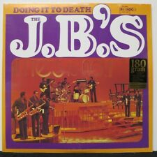 JB'S 'Doing It To Death' 180g Vinyl LP (James Brown) NEW/SEALED