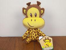 """Julius Jr Clancy 6"""" Plush Buddies Stuffed Doll Giraffe Toy Nick Jr *NEW W/ TAGS*"""