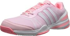 New In Box~Sz. 6.5~Adidas Cc Rally Comp Women's Tennis/Court Shoes~Pink/White
