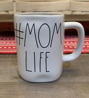 Rae Dunn By Magenta - LL #MOM LIFE - Ceramic Coffee Mug