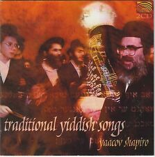 Traditional Yiddish Songs von Yaacov Shapiro (2002)