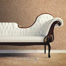 Bronze Sparkle Plain Glitter Luxury Wallpaper From Muriva 701374
