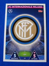 Sammeln & Seltenes Sammelbilder & Sammelsticker Panini 162 Logo Emblem FC Internazionale UEFA CL 2007/08