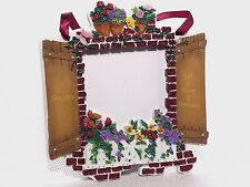 """DAUGHTERS PHOTO FRAME 2 3/4 X 2 3/4 """"SIGN OF THE TIMES"""" BY ENESCO NEW"""
