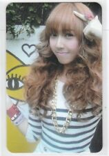 "SNSD Girls' Generation 2nd ""Oh ! "" Album Official  Photocard JESSICA New G702"