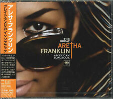 ARETHA FRANKLIN-THE GREAT AMERICAN SONGBOOK-JAPAN CD D73