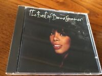 THE BEST OF DONNA SUMMER - GREATEST HITS CD - I FEEL LOVE / ON THE RADIO +