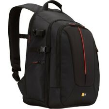CASE LOGIC-PERSONAL & PORTABLE DCB309BLACK SLR CAMERA BACKPACK + 15IN