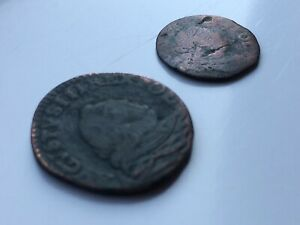 Polish Crown  Grosz . 3 Solidi 1755. August III