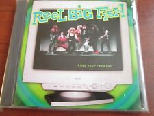 Reel Big Fish – Keep Your Receipt  [RARE UK CD SINGLE] NEW AND SEALED