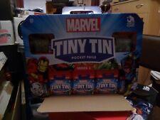 Gentle Giant Marvel Tiny Tin Pocket Pails Series 1 Full Box