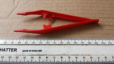 Plastic Tweezers. Non-Magnetic. Lightweight