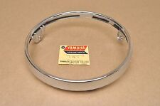 NOS Yamaha XS1100 XS850 XS750 XS650 TX500 TX750 XJ550 Head Light Lamp Bezel Ring