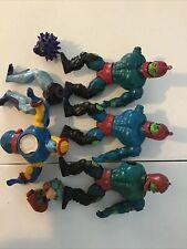MOTU He-Man misc body part action figures 1980s