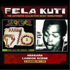 Fela Kuti-Shakara/London Scene  (UK IMPORT)  CD / Remastered Album NEW
