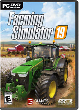 Farming Simulator 19 Windows PC DVD