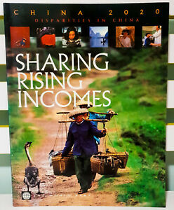 Sharing Rising Incomes: Disparities in China! Book by The World Bank!