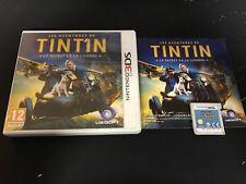 NINTENDO 3DS : LES AVENTURES DE TINTIN LE SECRET DE LA LICORNE