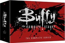 Buffy: The Vampire Slayer Complete Series 1-7 Season (DVD 2017, 39-Disc Box Set)