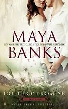 Colters' Promise by Maya Banks (2012, Paperback)