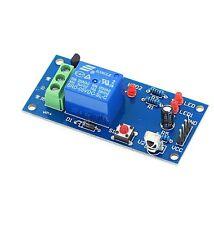 1PCS 5V 1 Canales control remoto por infrarrojos Módulo de Relé conmutador ir de aprendizaje Reino Unido